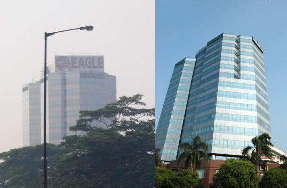 Kantor Alcatel-Lucent Indonesia