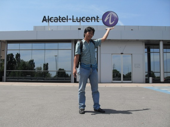 Transmission Engineer of Alcatel-Lucent